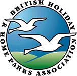British holiday home park association logo