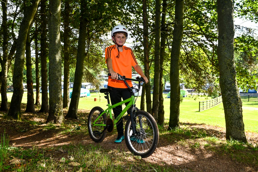 Lowther Park Facilities - Walking and Cycling