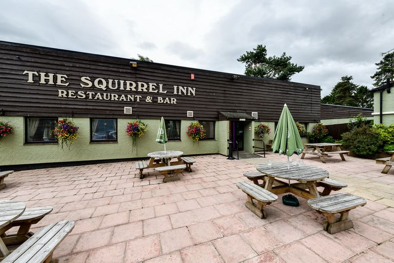 Lowther Park Facilities - The Squirrel Inn
