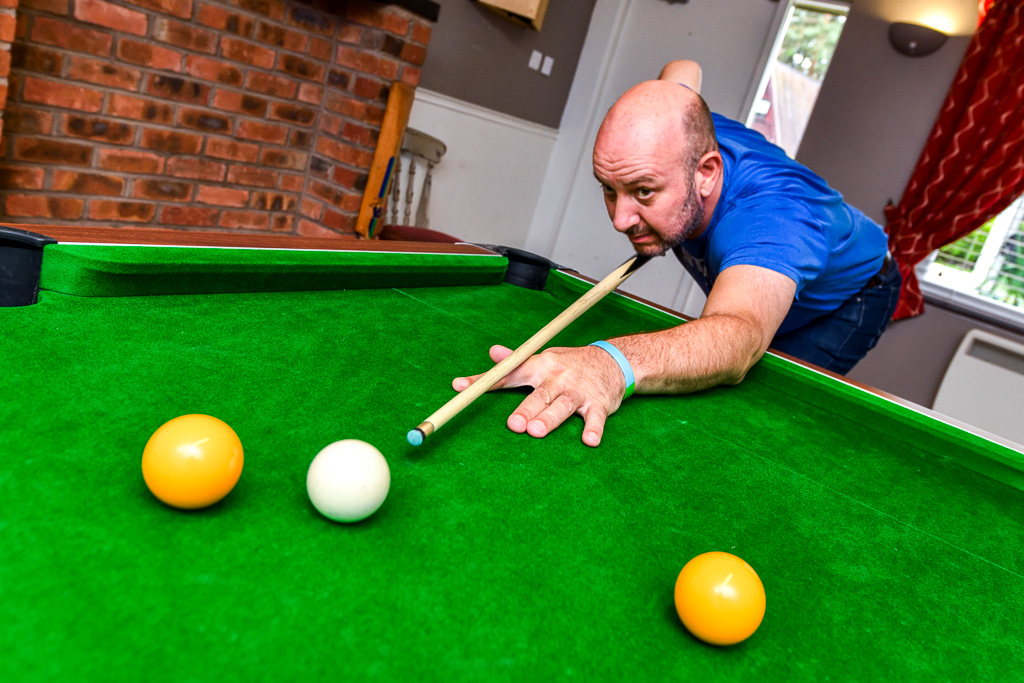 Lowther Park Facilities - Games Room