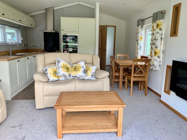 Lakeland Single lodge